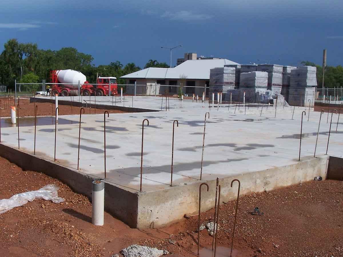 Engineered Slab Foundation