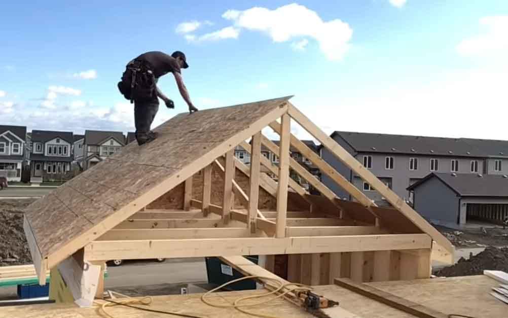 Roof Frame Engineering